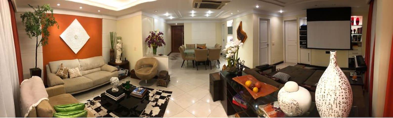 Apartamento 150 m2 perto da praia