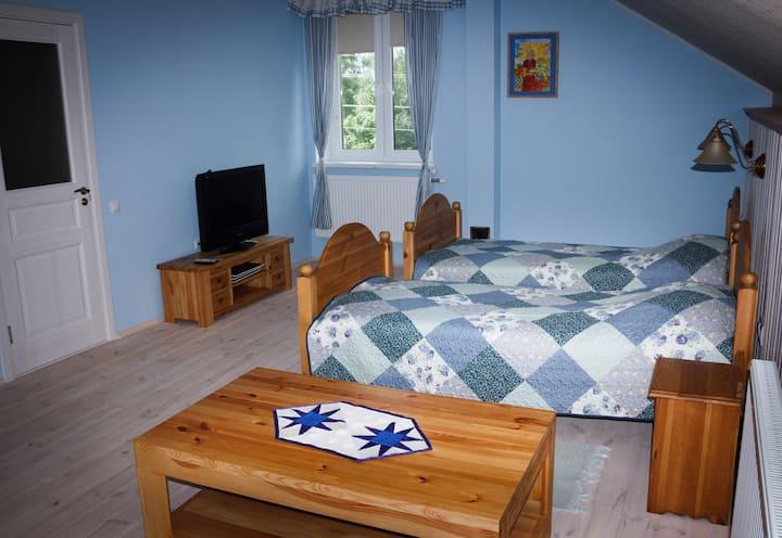 Комната № 6 в усадьбе Лесная Паулинка