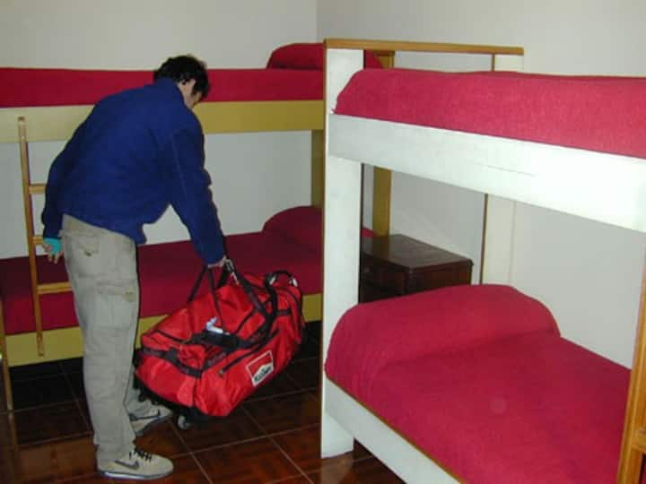 Dormitories in Mendoza, close to everything.