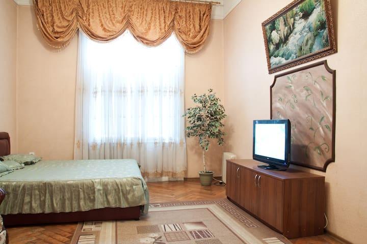 Living-room/bedroom