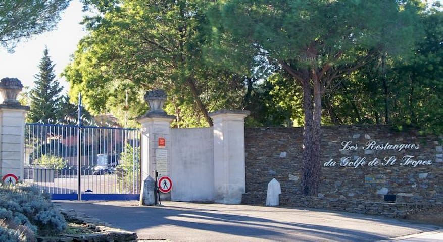 Les Restanques de Saint Tropez - Grimaud - Wohnung
