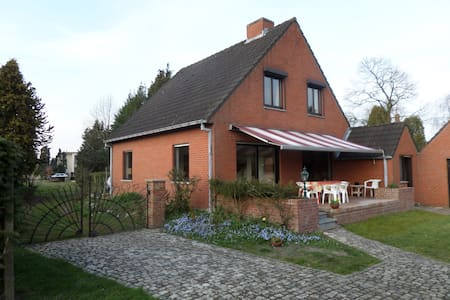 "weekend house ""bijenhof"" 3 bedroom - Jabbeke"