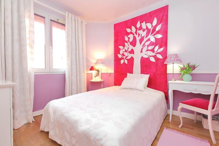 Nice Room in Paris (With Breakfast) - Paryż - Wikt i opierunek