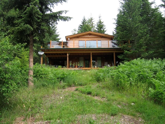 Gardom Lake Bed and Breakfast - Enderby - Bed & Breakfast