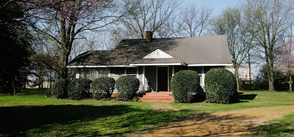 Stovall House - Clarksdale - Dom