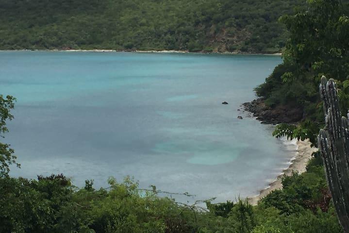 Nido de Amor. Bay view and private beach access.