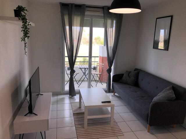 Appartement Parkings+Wifi proche Blagnac/Colomiers