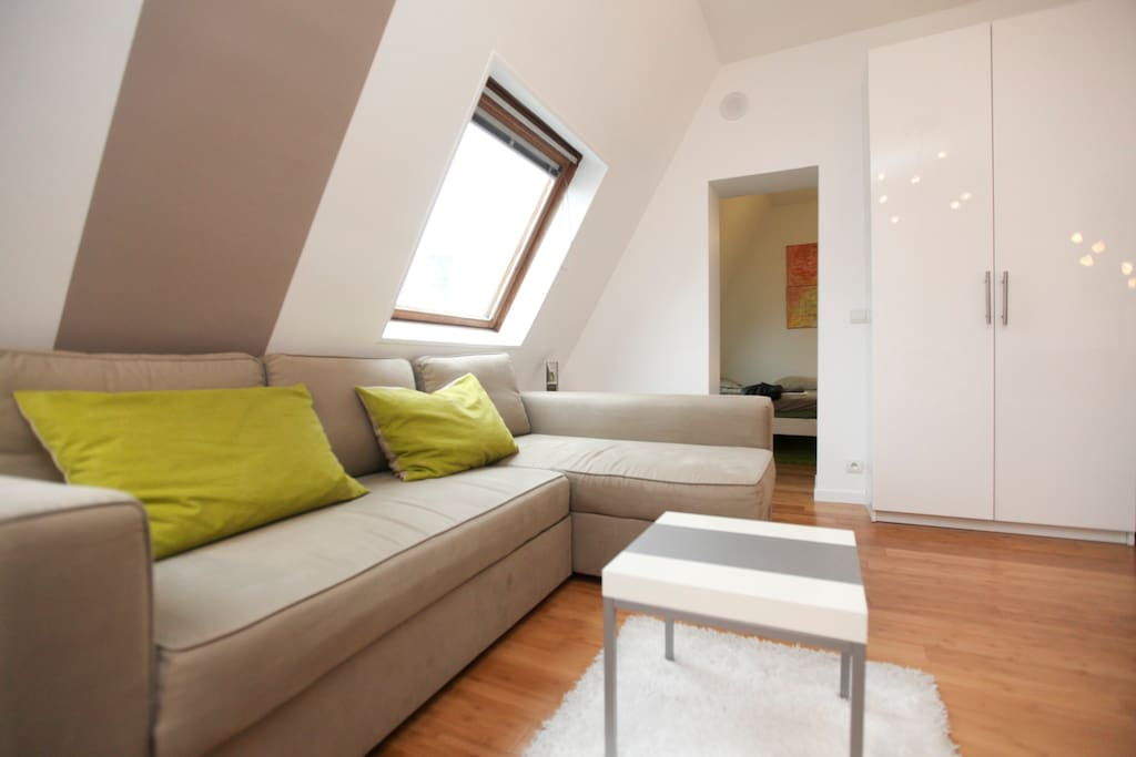 Lovely apartment in the center