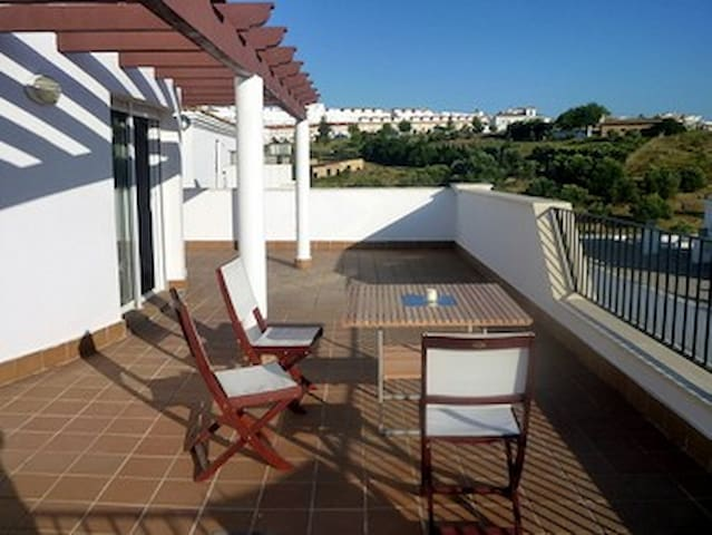 Spacious penthouse near jerez. - Arcos de la Frontera - Apartment