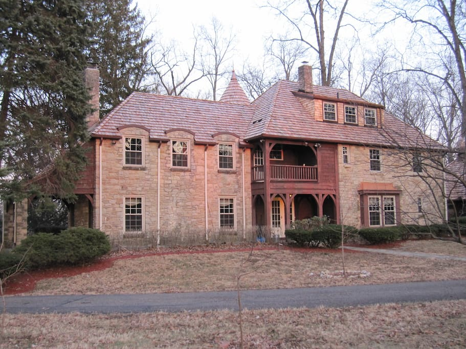 French Style Chateau Springfield Oh Houses For Rent In