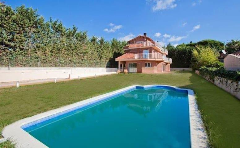 Villa Augusta Llavaneres - Sant Andreu de Llavaneres - บ้าน