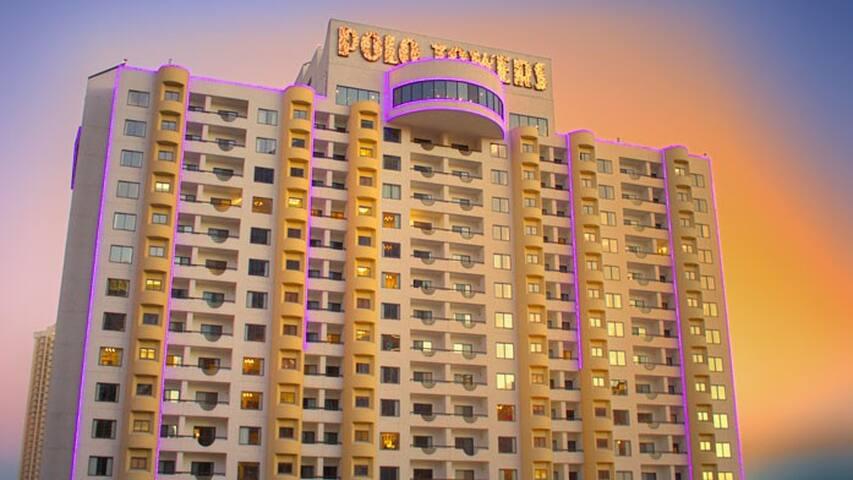 Diamond Resorts, Polo Towers Suites!