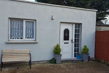 Cosy private garden apartment ! - Donaghmede - 公寓