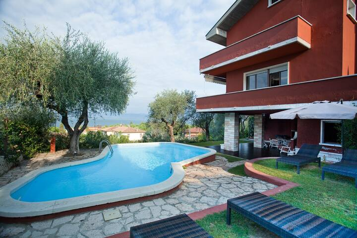 "VILLA ""SEVENTIES"" - Lake Garda - Bardolino - Villa"