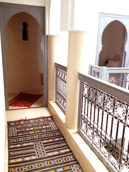 going to Sheherazade's Suite