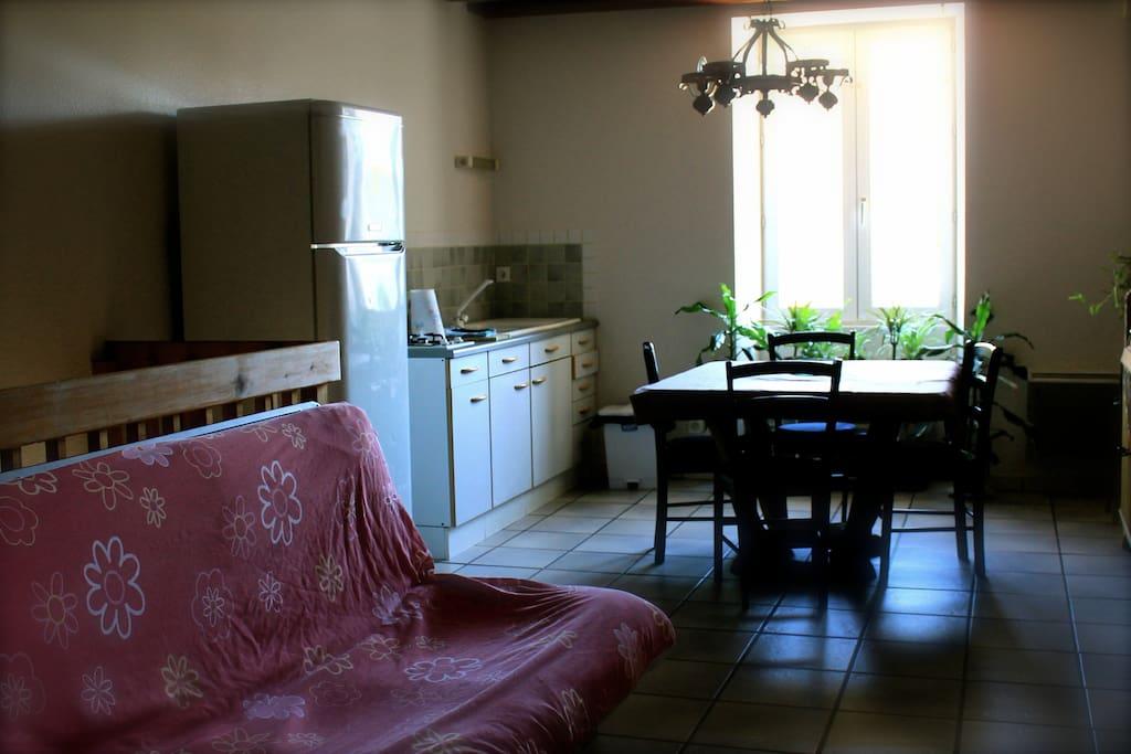 salon cuisine
