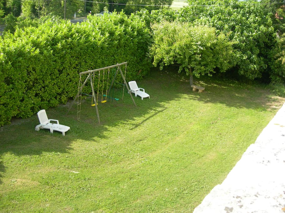 swing set for children