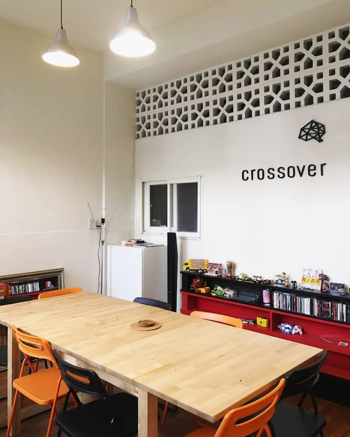 Crossover Coliving (West)- Female Dorm 501