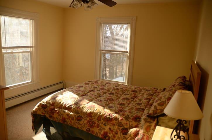 Village Room - ADK Overlook House - Saranac Lake - House