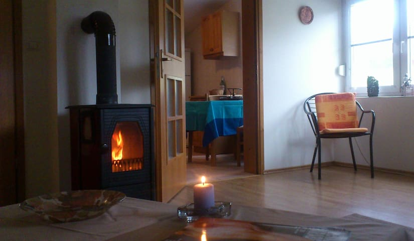 Cozy apartment on countryside near  - Rakovica,Sarajevo - Daire