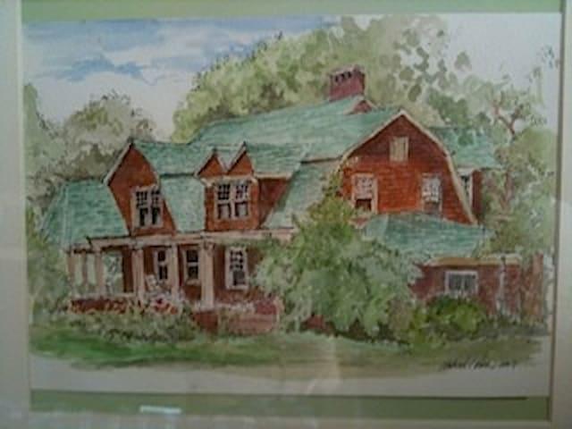 Hiram Cottage Great Diamond Island Portland Maine - Portland - Pis