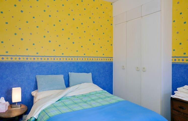 A cozy bedroom convenient for Bham/NEC/Solihull - Birmingham - Casa