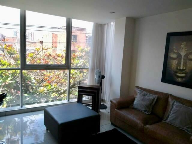 Hermoso apartamento, excelente ubicación