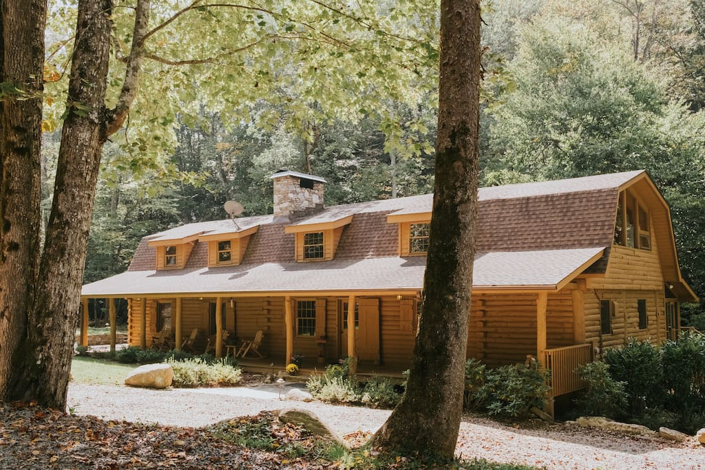 Main Cabin.
