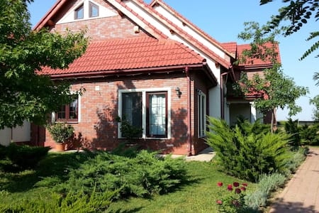 Villa on countryside near Bucharest - Bukareszt - Willa