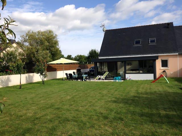 Maison de campagne en bord de Loire - Lavau-sur-Loire - Ház