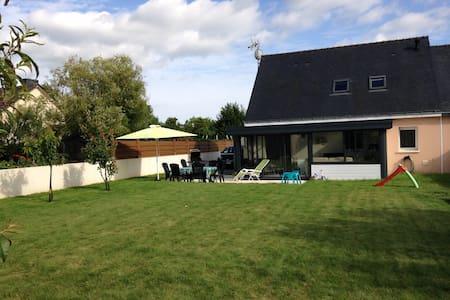 Maison de campagne en bord de Loire - Lavau-sur-Loire