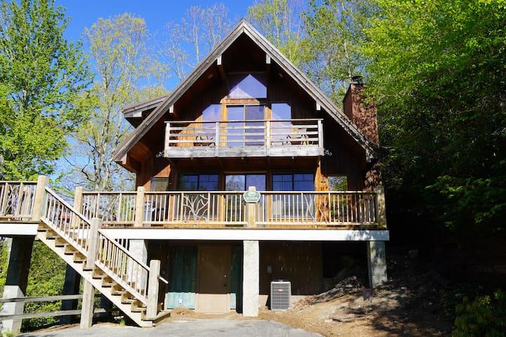 Connestee Falls 3b/3b Cabin Blue Ridge Mountain
