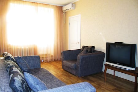 Cozy 2-room Apartment in Lugansk