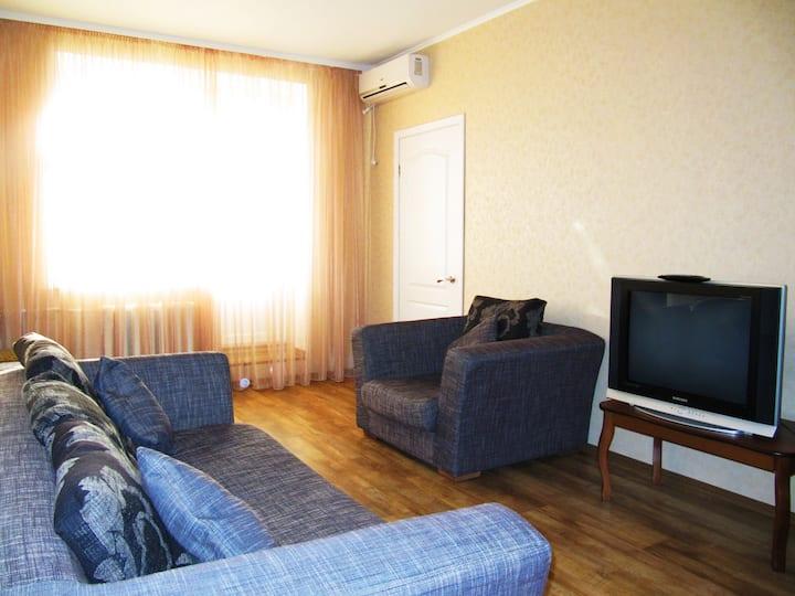 Cozy 2-room Apartment in Lugansk