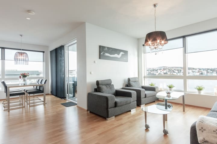 Exclusive Apartment in Iceland