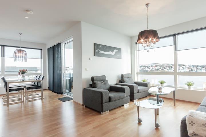 Exclusive Apartment in Iceland - Hafnarfjordur - Apartment