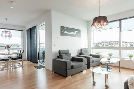Exclusive Apartment in Iceland - Hafnarfjordur