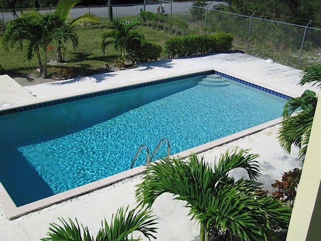 Pool on premises