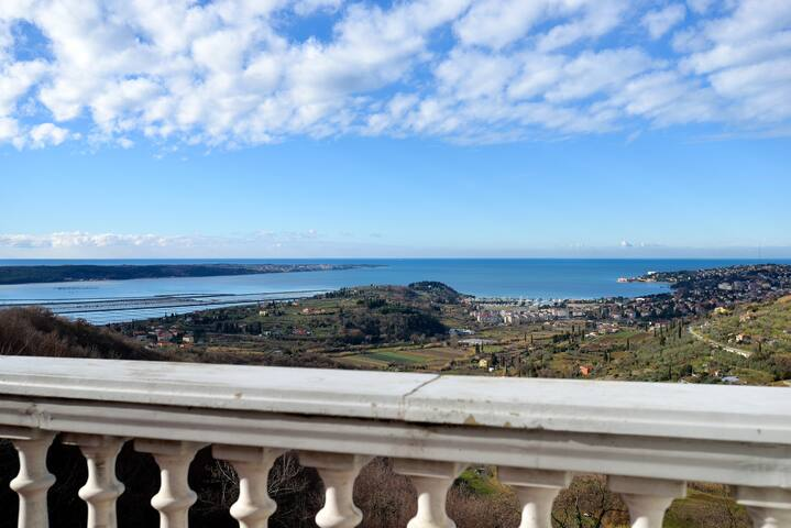 Amazing View Apartment - Portorose - Seča - House