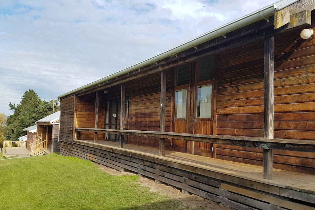 The Kereru, Tui & Karuwai Cabins