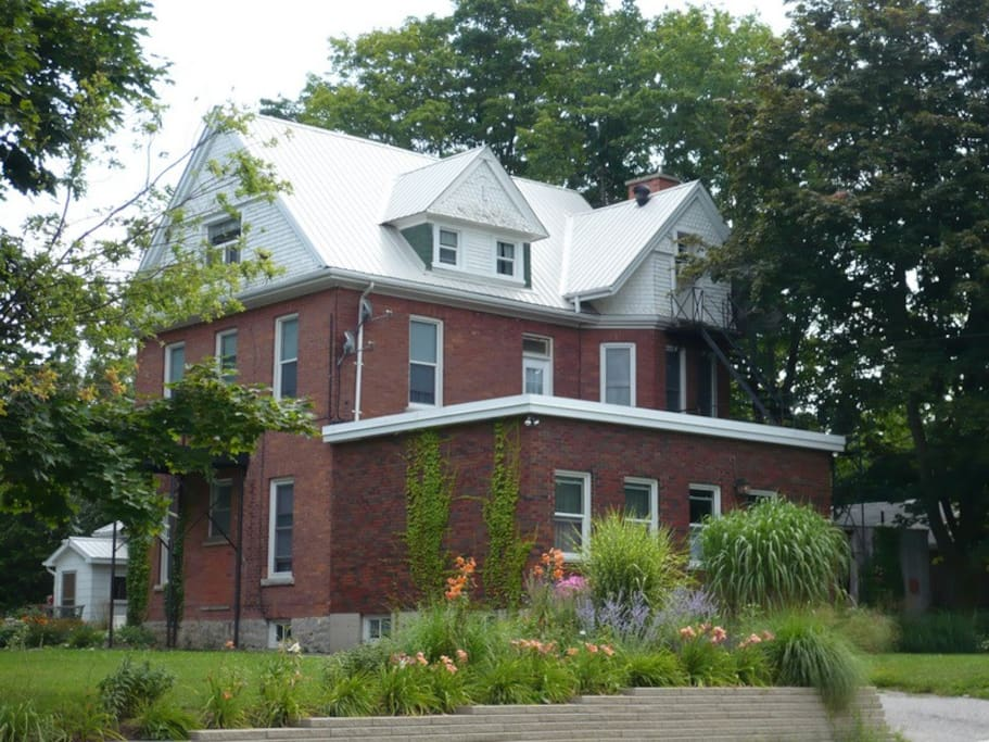 Our Victorian Home was the local Doctor's home, office and surgery for over 40 years