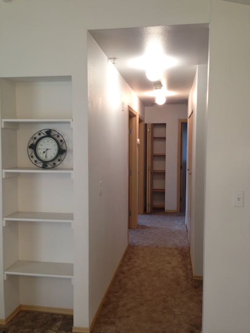 Quiet Clean Welcoming 3BD Apartment