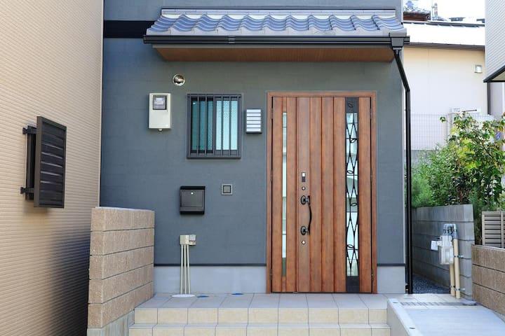 COTO Kyoto Kinkakuji B - Kita Ward, Kyoto - Villa