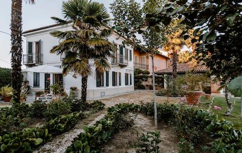 Country House con giardino e vista  Casa Angiolina