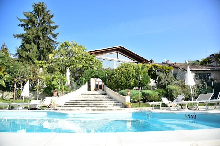 Appart. BILOCALE + piscina di Ca' San Sebastiano