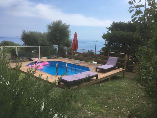 Casa Villalana - villa avec piscine