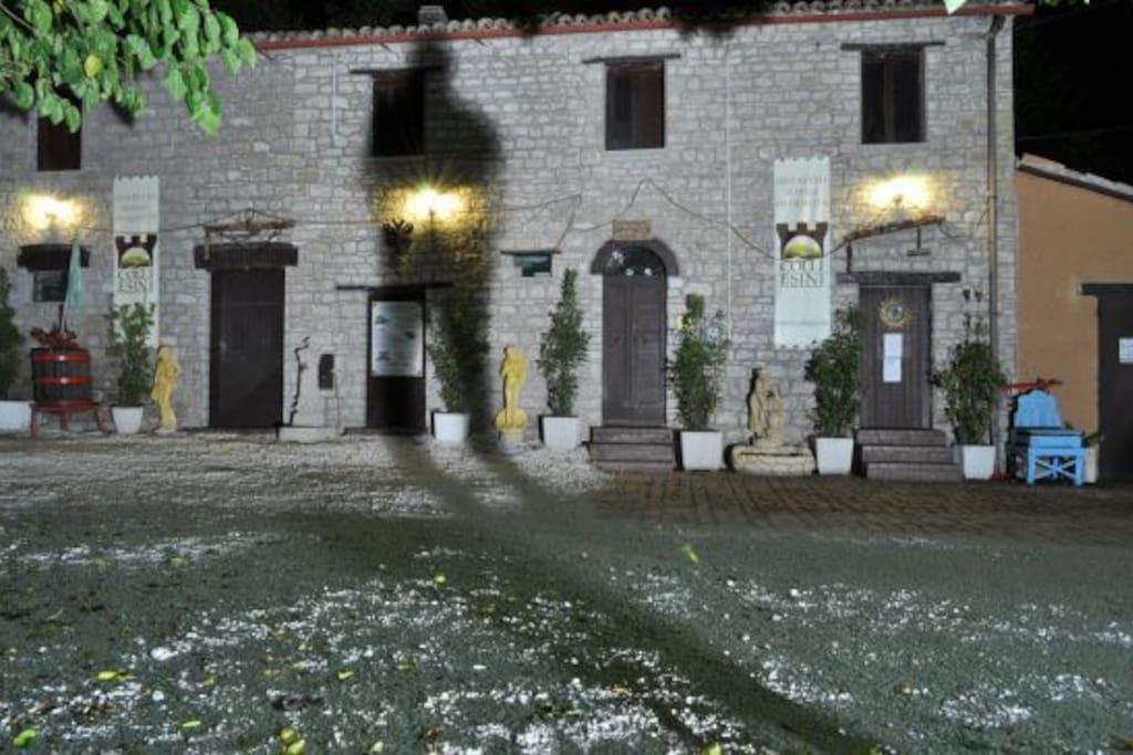 Ancona   La Collina delle Streghe