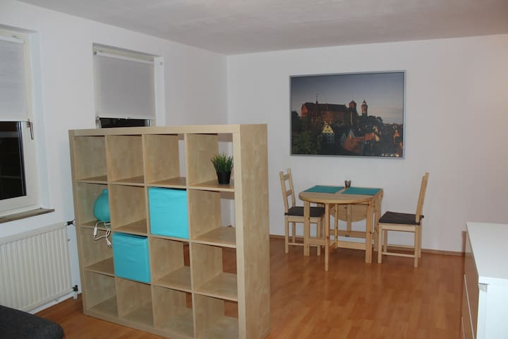 Central & modern city apartment - Nuremberg - Leilighet