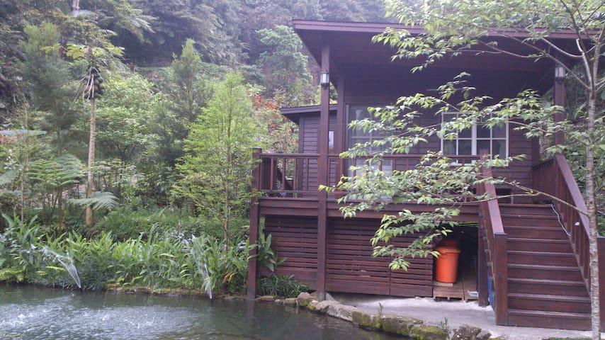 Mountain hut - Zhudong Township - Chalet