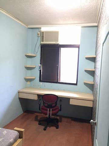 Craftys Bar 頭城市區單人房附書桌